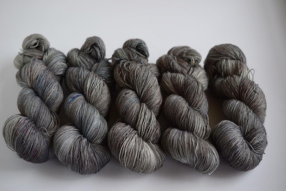 MOORESBURG - merino lace