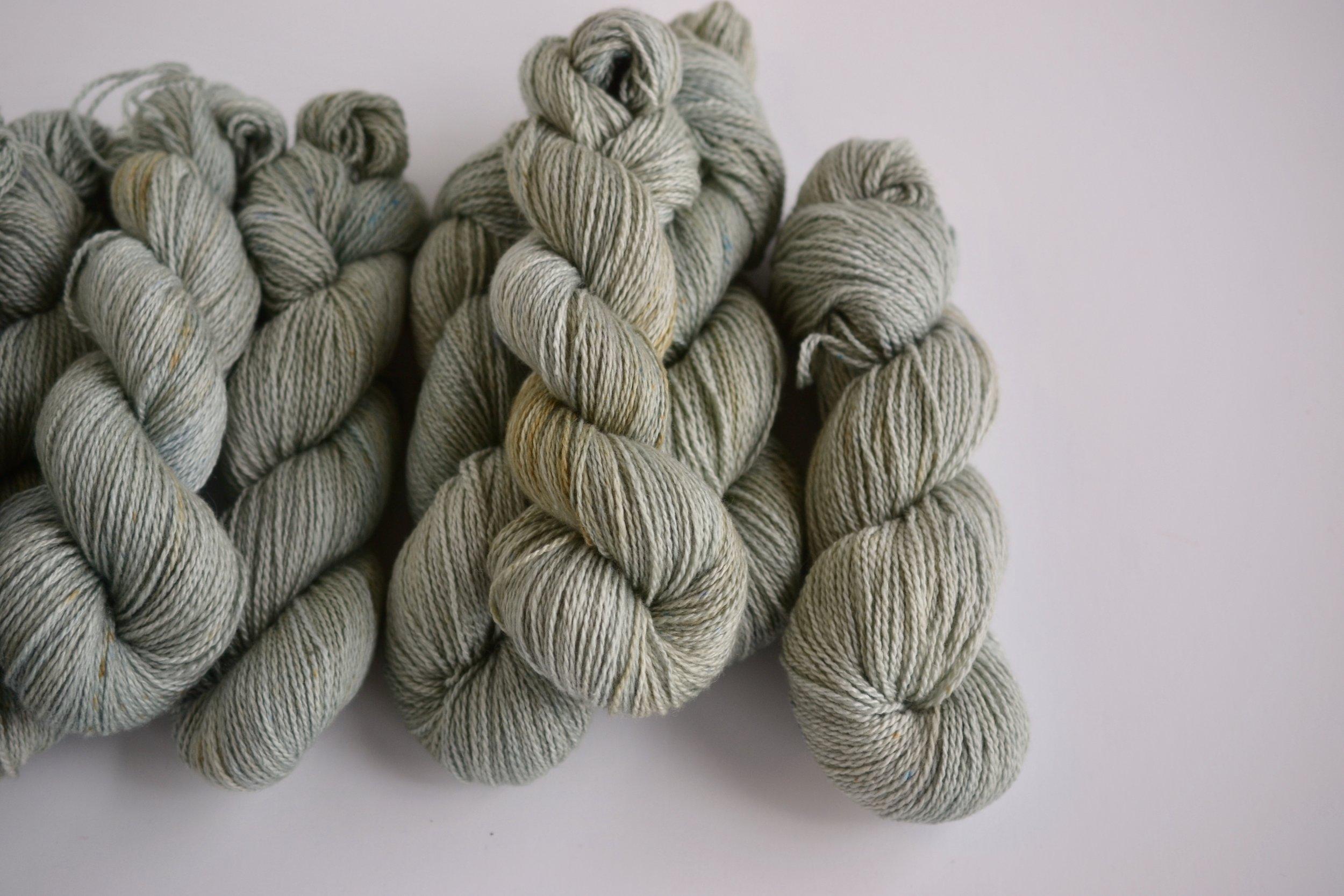 DEW DROP - cashmere + silk