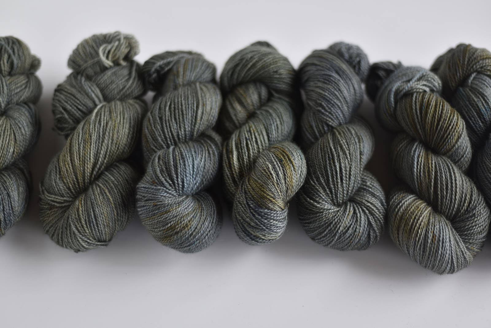 Sea Storm - BFL 4 ply