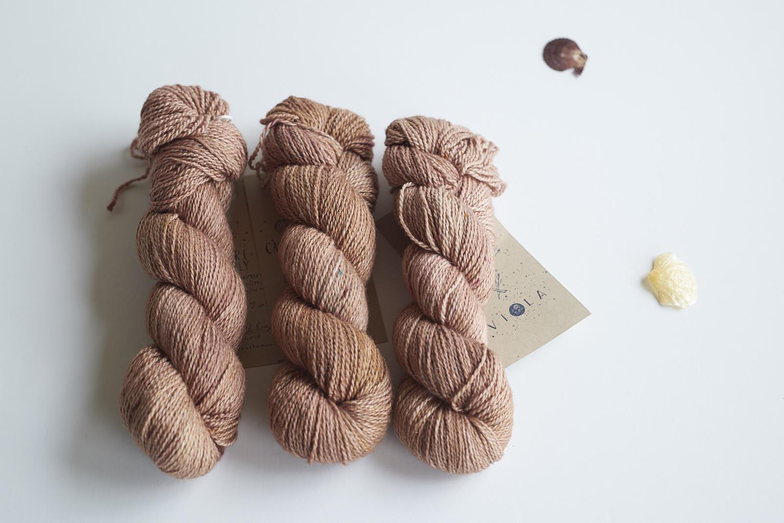 Wild Rose - Cashmere and Silk