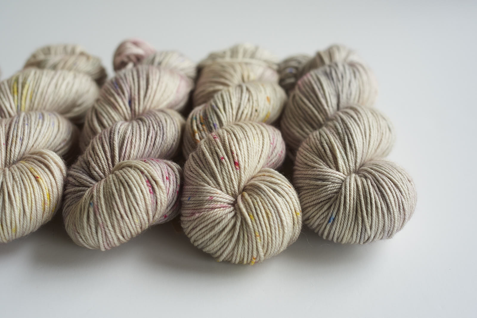Garden Ghost - MCN Worsted