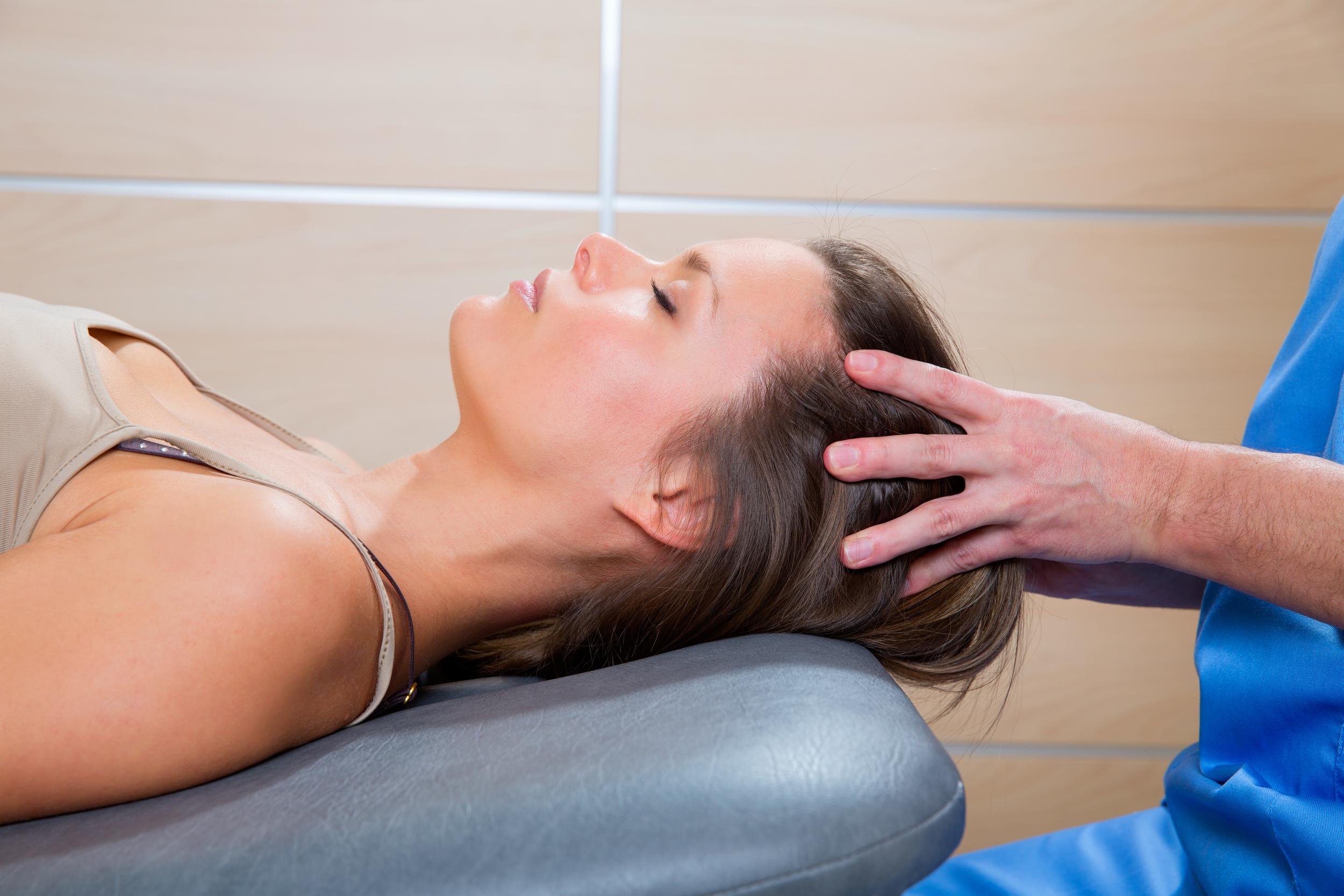 Biodynamic & cranial osteo -