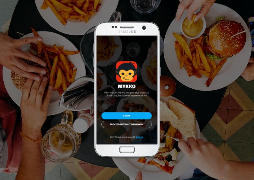 The  Mykko  consumer app allows consumers to browse  Mykko  offers all across Ecuador!