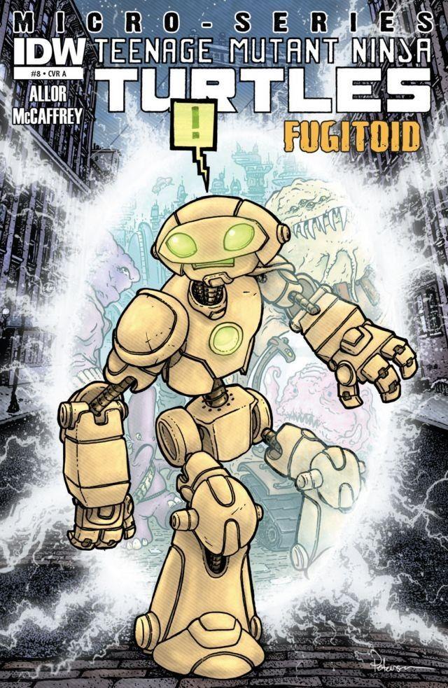 TMNT: Fugitoid