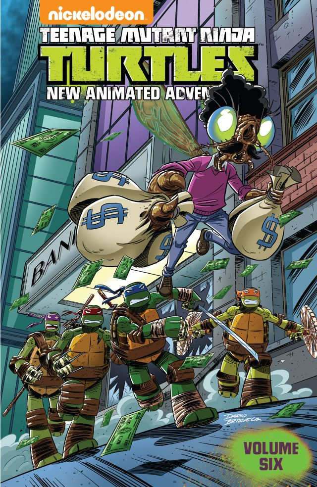 TMNT: New Animated Adventures
