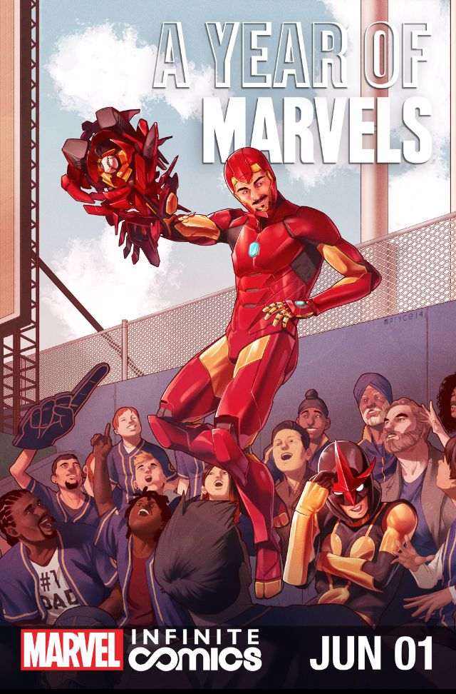 A Year of Marvels - Father's Day