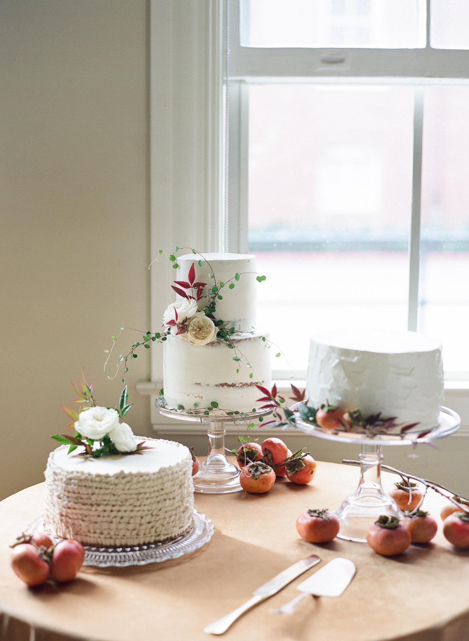 wedding cake trio_anna+jamal