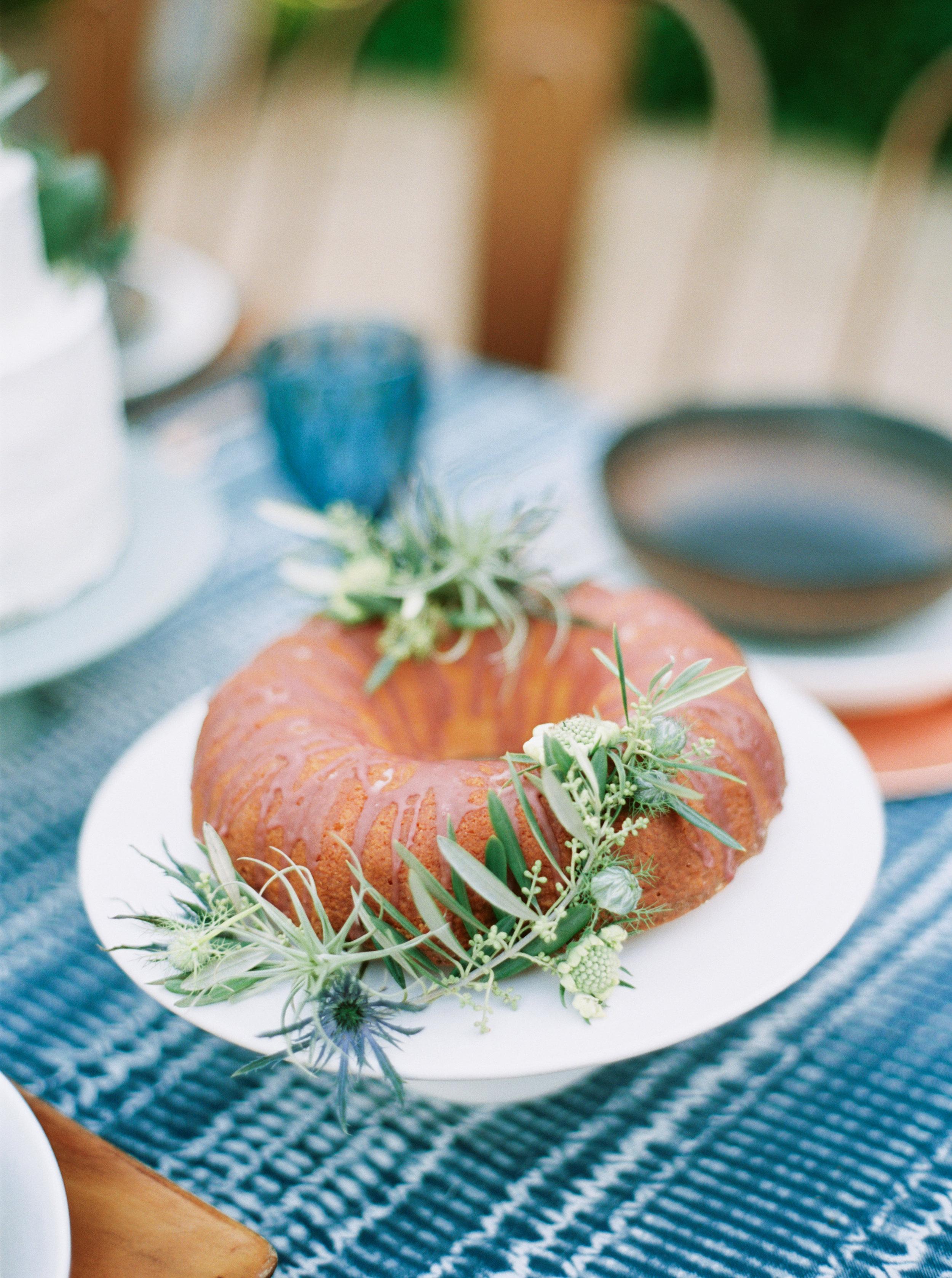 Succulent Bundt Cake-Cake Bloom-Sonoma-Emily March Payne Photography