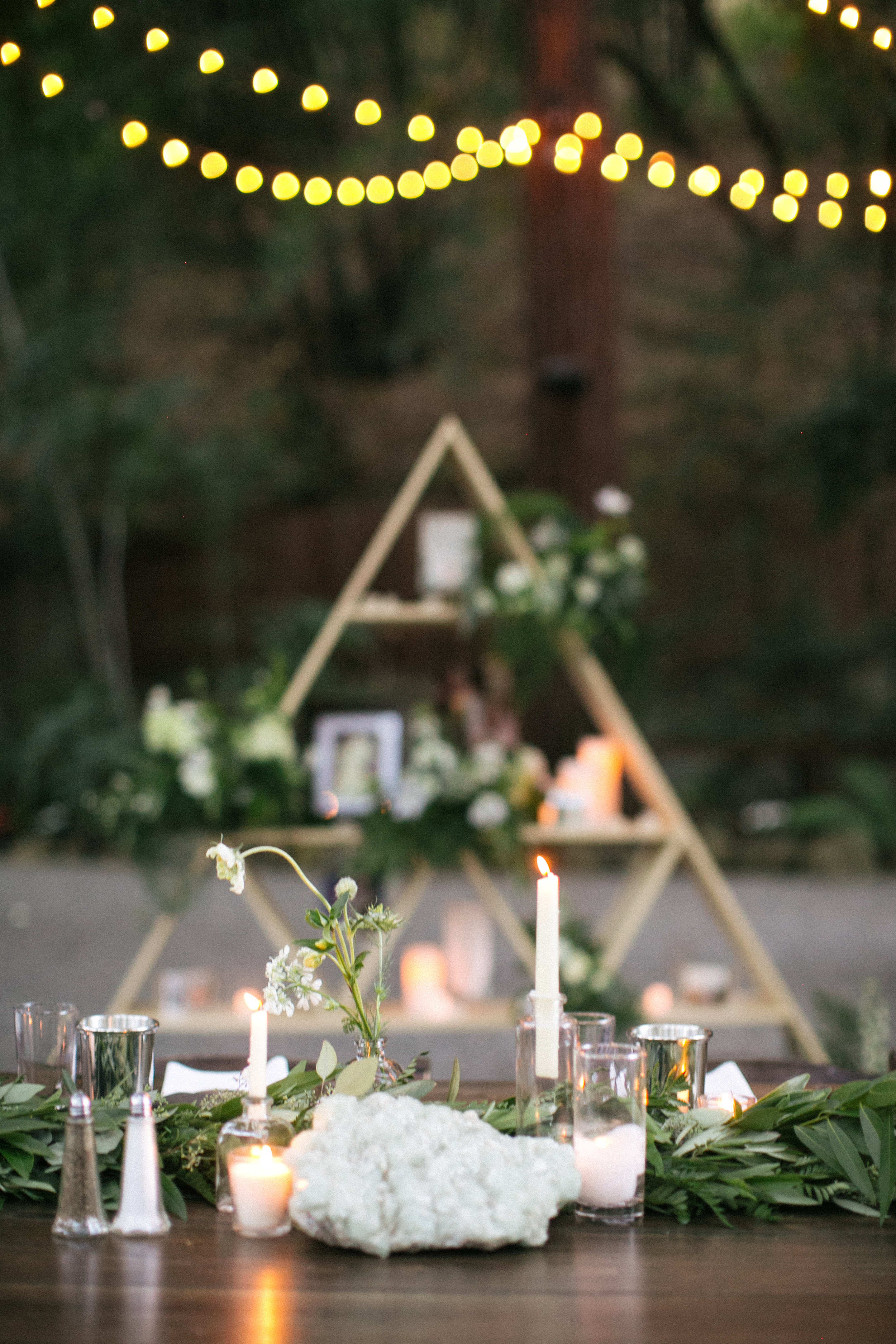 Brit and Will - Northern California Wedding Inspiration - Tablesetting Insp Nichols Photography