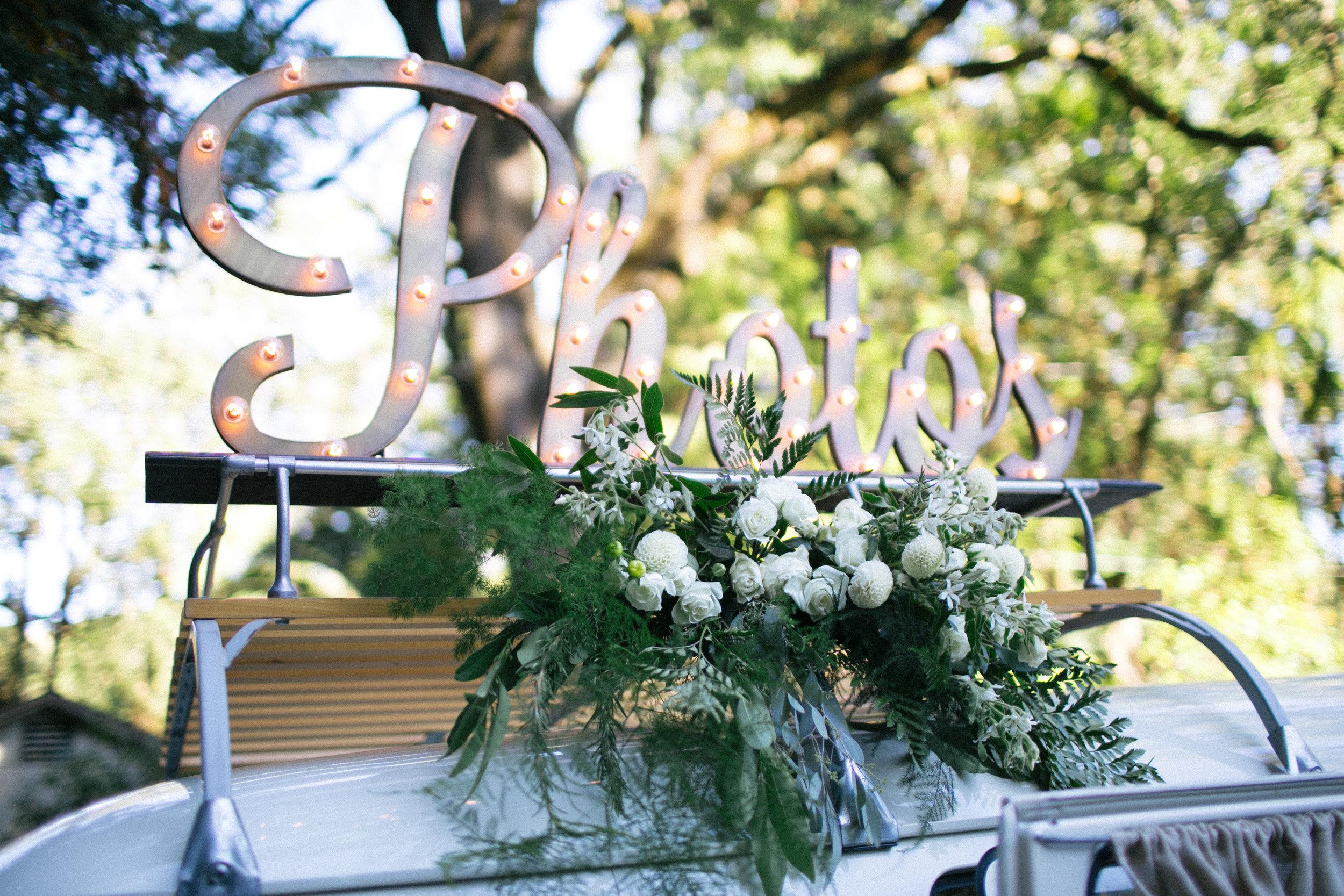 The Booth Bus - Northern California Wedding Ideas - Nichols Photographers