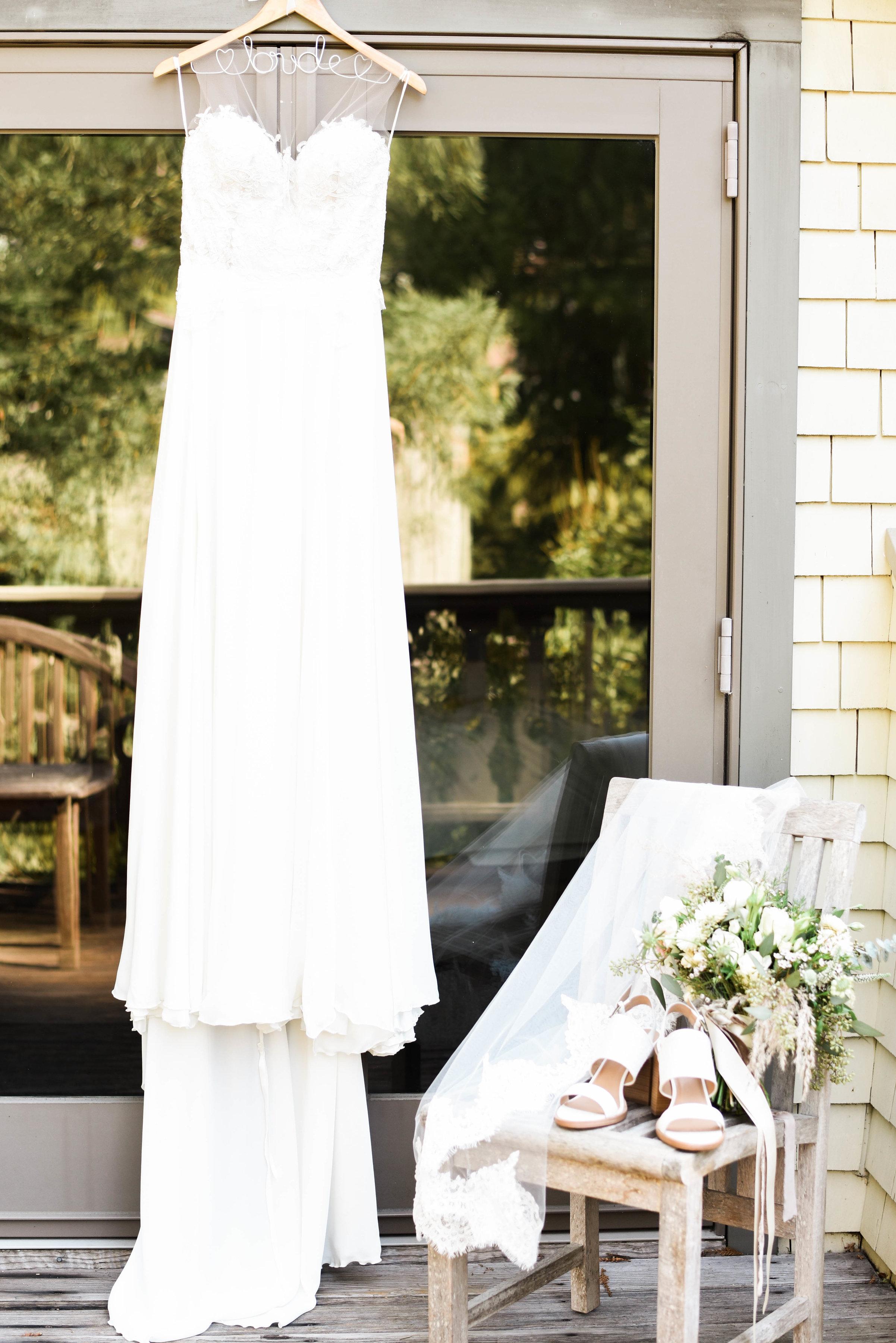 Wedding Dress Inspiration by Sarah Seven