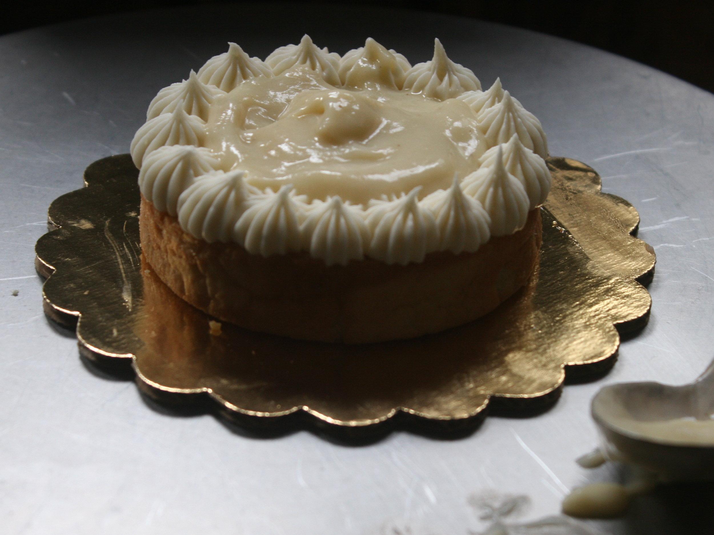 How to Make Vanilla Custard | Cake Bloom Sonoma