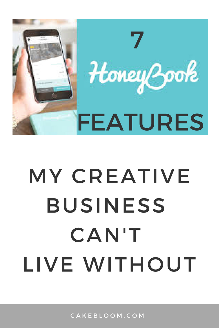 7 HONEYBOOK features for creatives