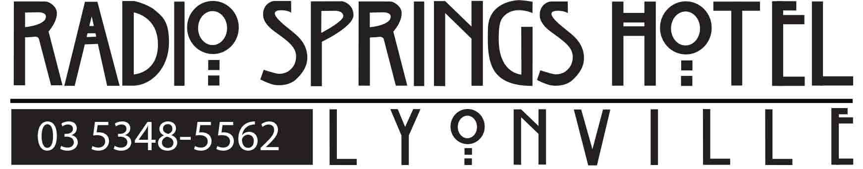 CluneyTunes thanks Radio Springs Hotel for their sponsorship and support of the festival.