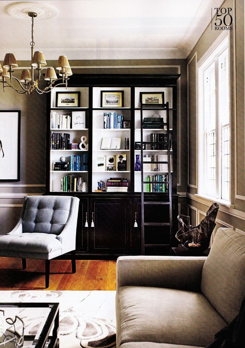 House and Garden: Featured in Top 50 Rooms