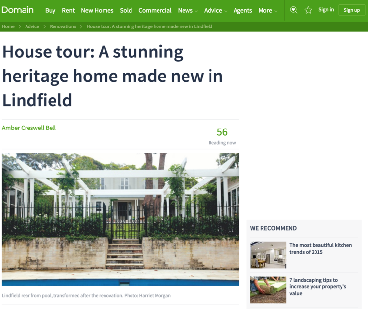 SMH: Sage Home Profile