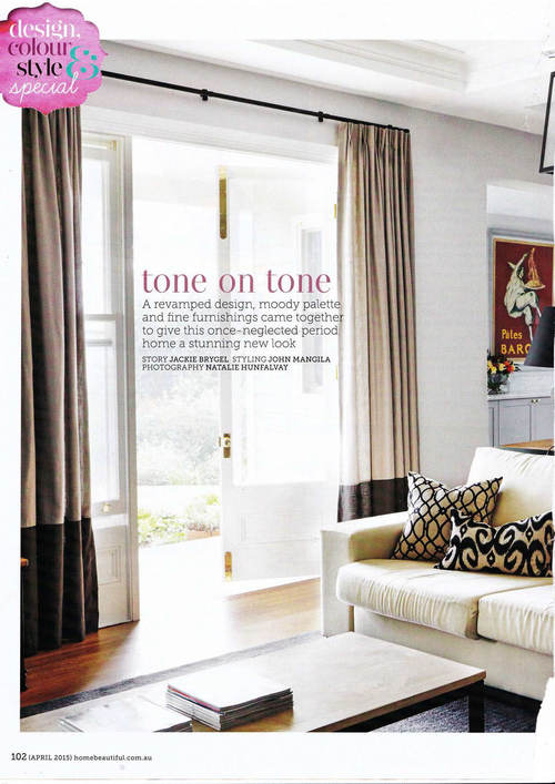 Home Beautiful: Sage Home Feature