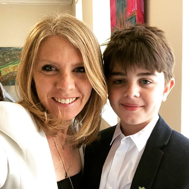 Oh the places he will go! My youngest amazing boy on a very special day #kids #son #family #weekends #alldressedup #sunday #friends #myyoungest #handsomeboy #justlikehisdad