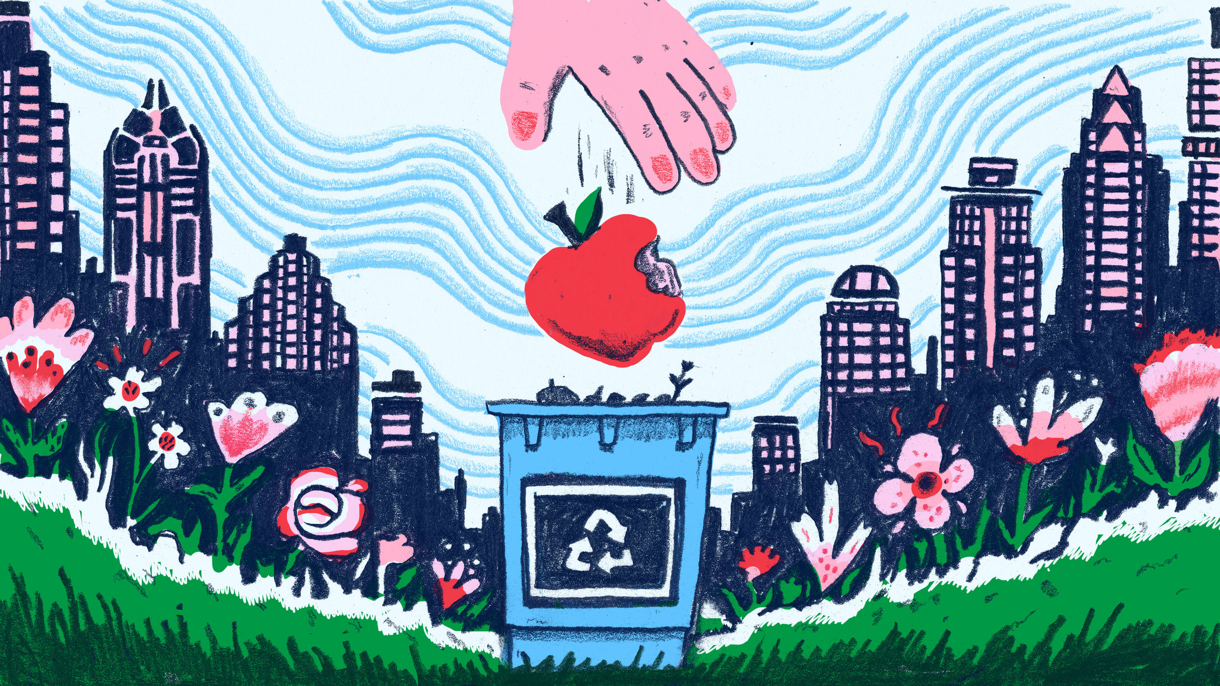 New Food Waste Law in Austin