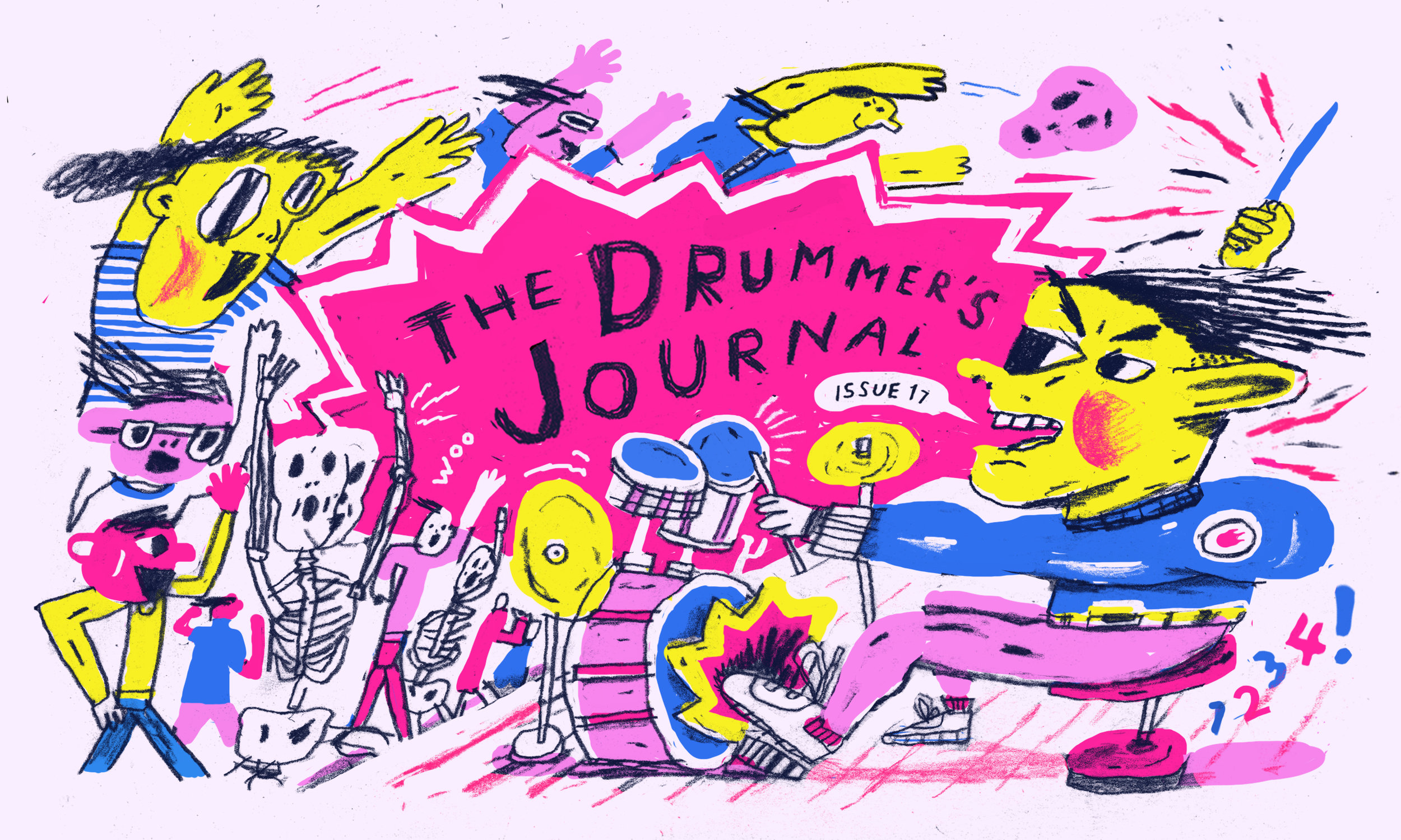 Cover for The Drummer's Journal