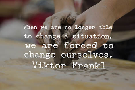 Challenge to Change Ourselves l Viktor Frankl l Marriage and Family Therapy l Counseling Services l Nathanael Read, LMFT l Redding, CA