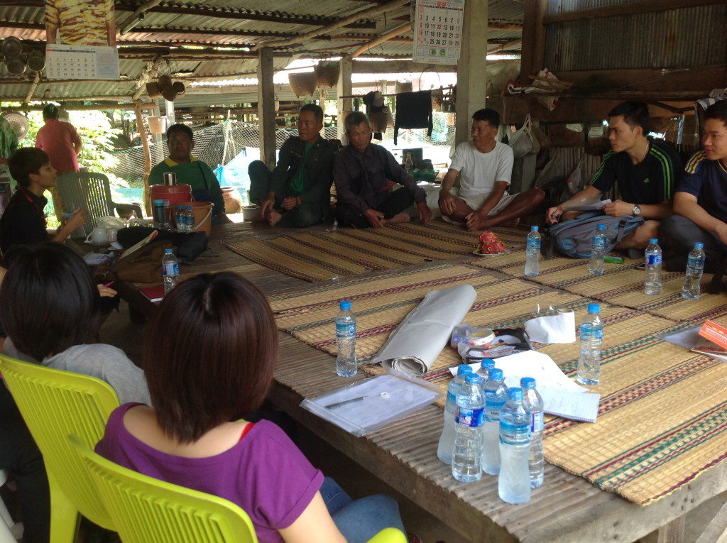 Meeting 2 Ubon