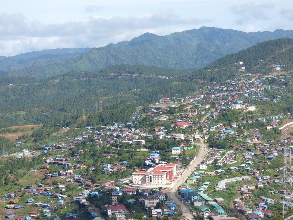 Hakha town — Publications — Center for Social Development Studies