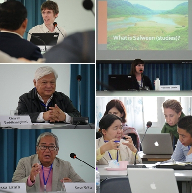2016 Salween University Network Meeting, Chiang mai University 29 - 31 January 2016