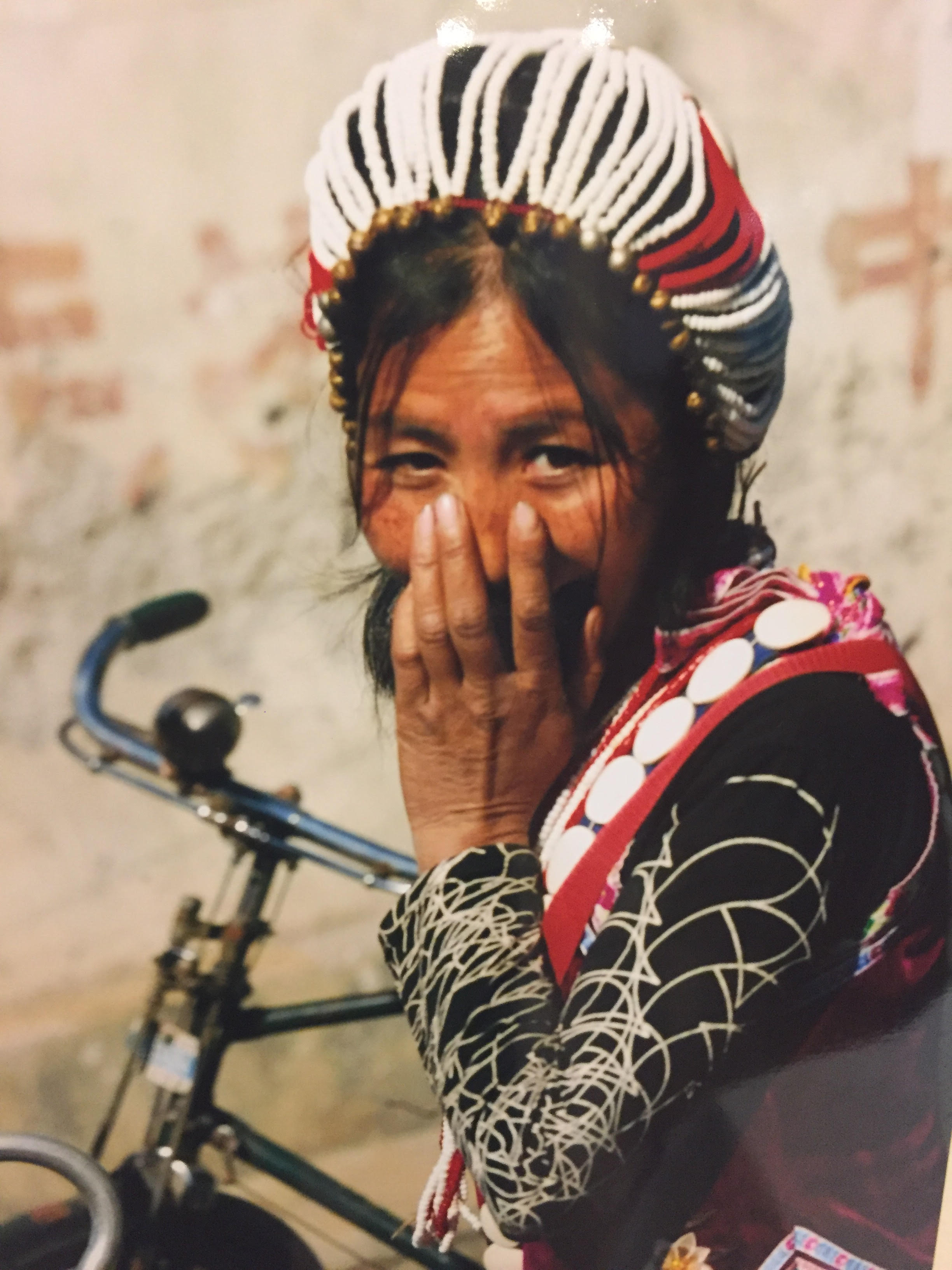 Ethnic woman in yunnan, China (Credit: Green Watershed)