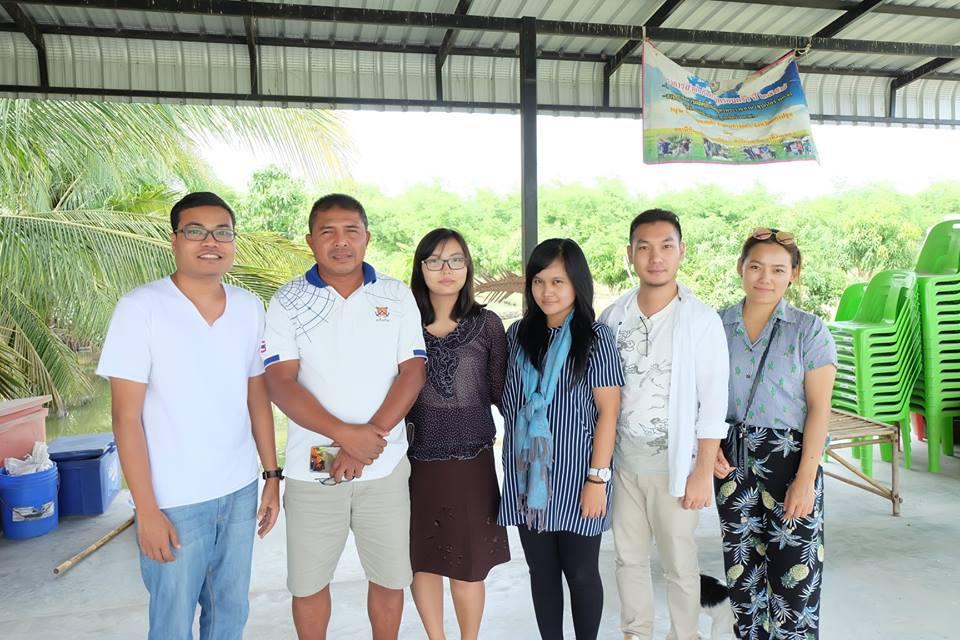 2017-18 IID Class at Khlong Yong