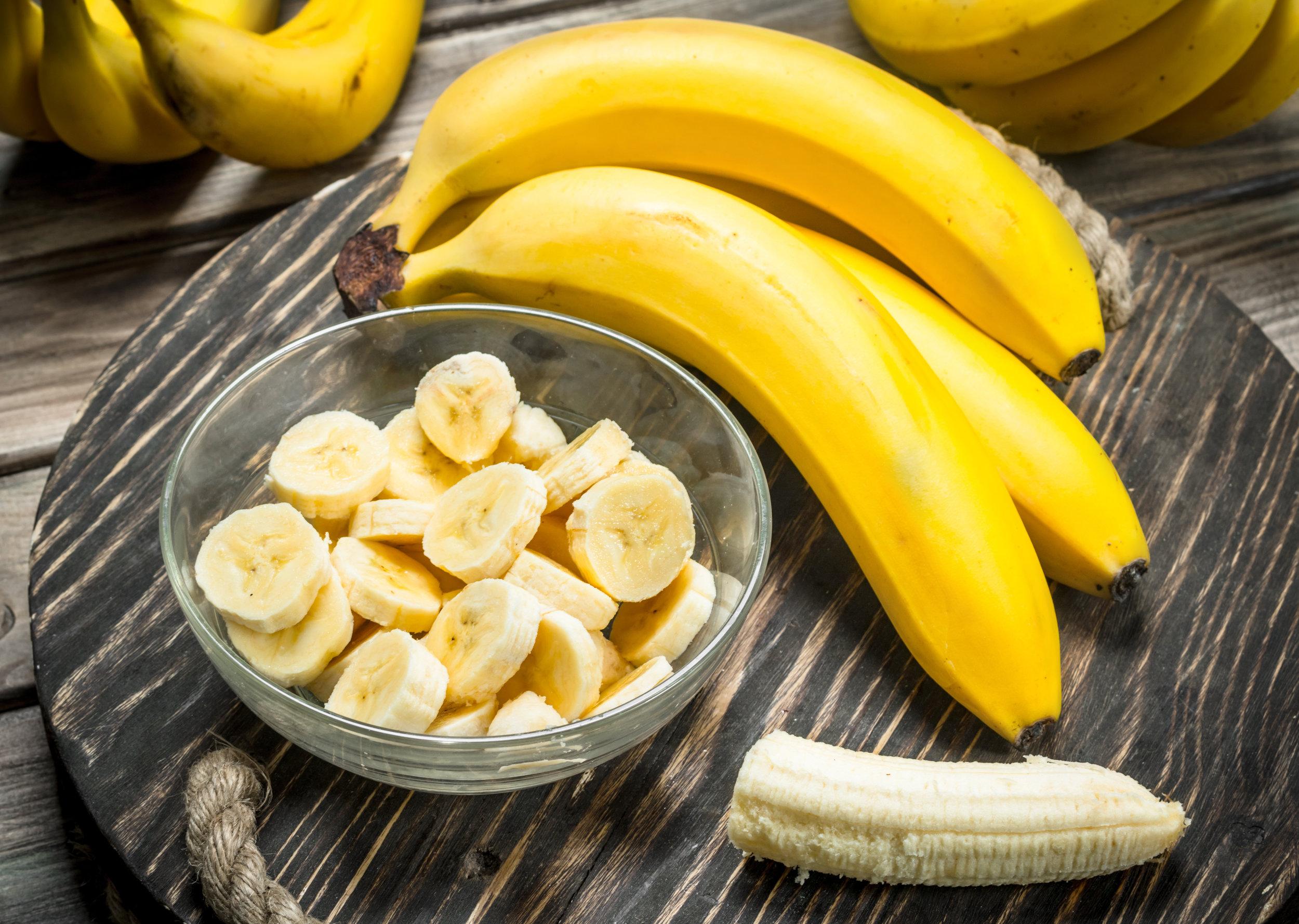 Banana Caramel Swirl