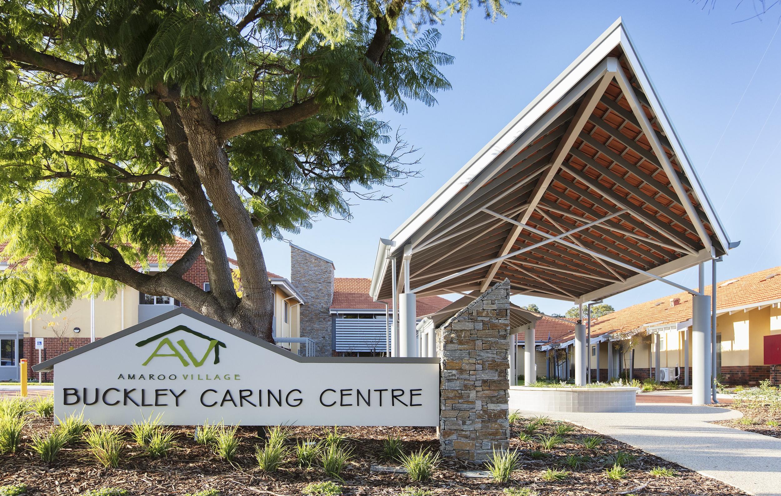 Amaroo | Amaroo Buckley Care Centre  AGED CARE FACILITY