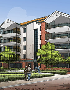 Acacia Living Group,High End Apartments - Independent Living