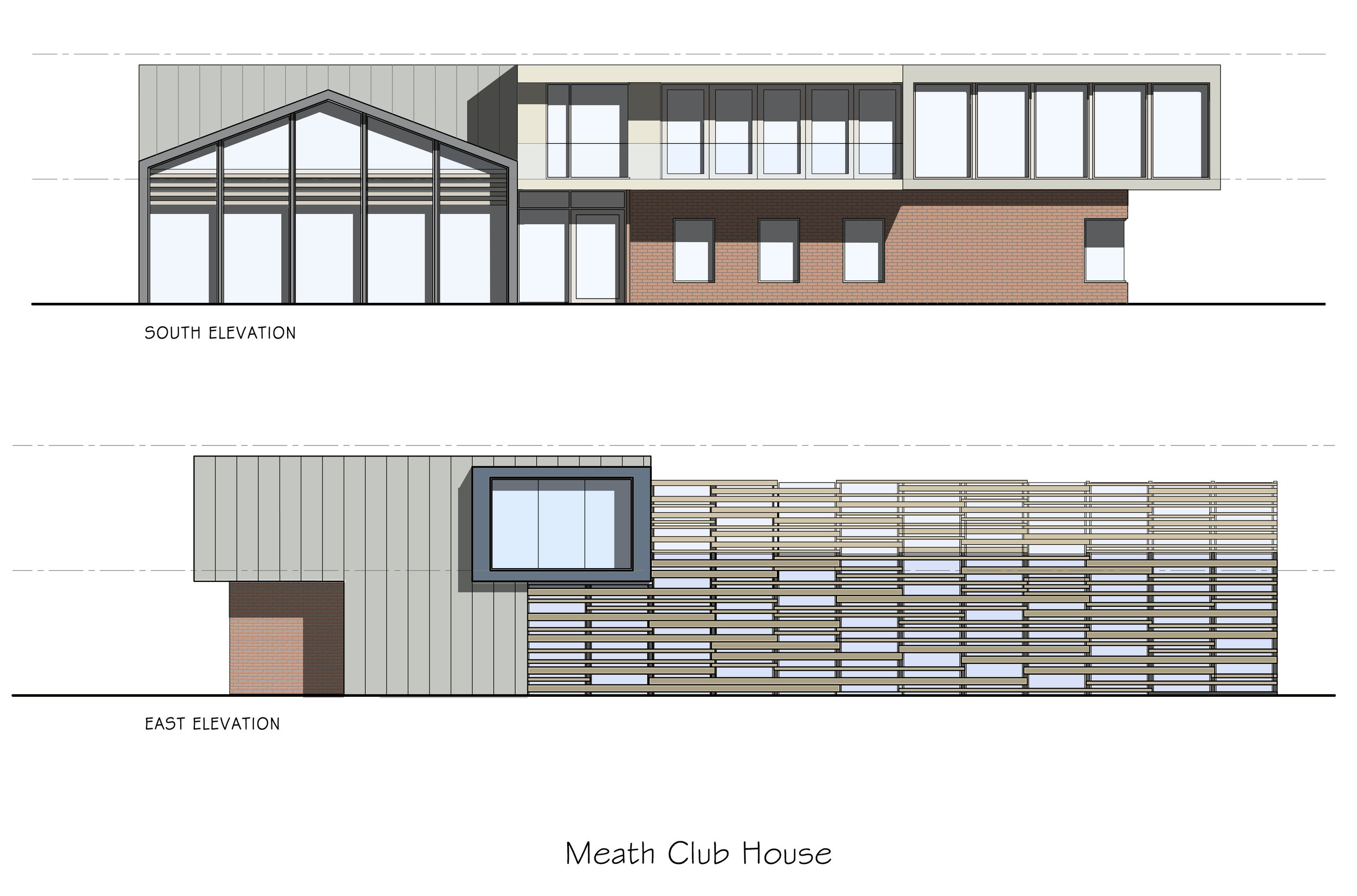 Meath Club House Elevations S E.jpg