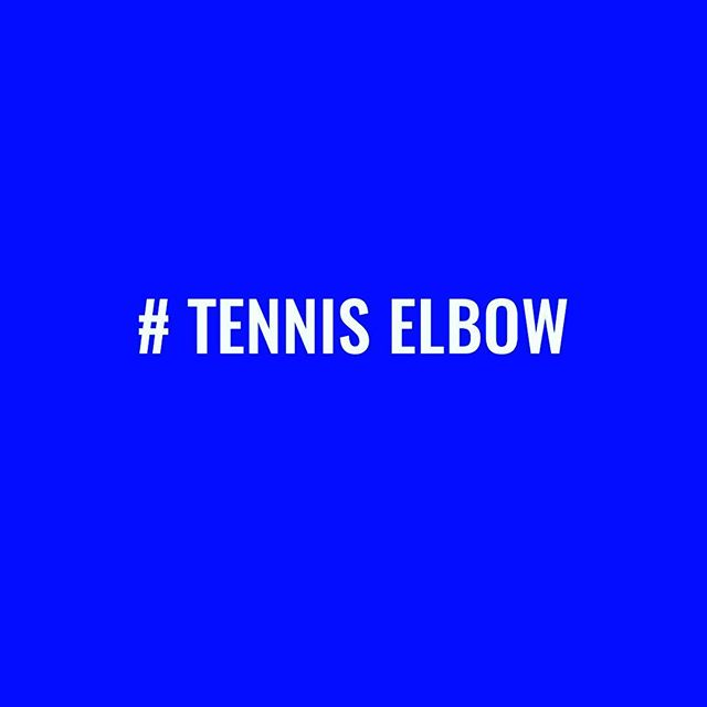 Tennis elbow isn't only experienced by tennis players. 🎾 ⠀⠀⠀⠀⠀⠀⠀⠀⠀ It can also be experienced by anyone using a computer for long periods of time. 👩🏻‍💻 ⠀⠀⠀⠀⠀⠀⠀⠀⠀ If you feel you might have tennis elbow or a repetitive strain injury we're here to help with massage, acupuncture and chiropractic care. 💆🏻‍♀️