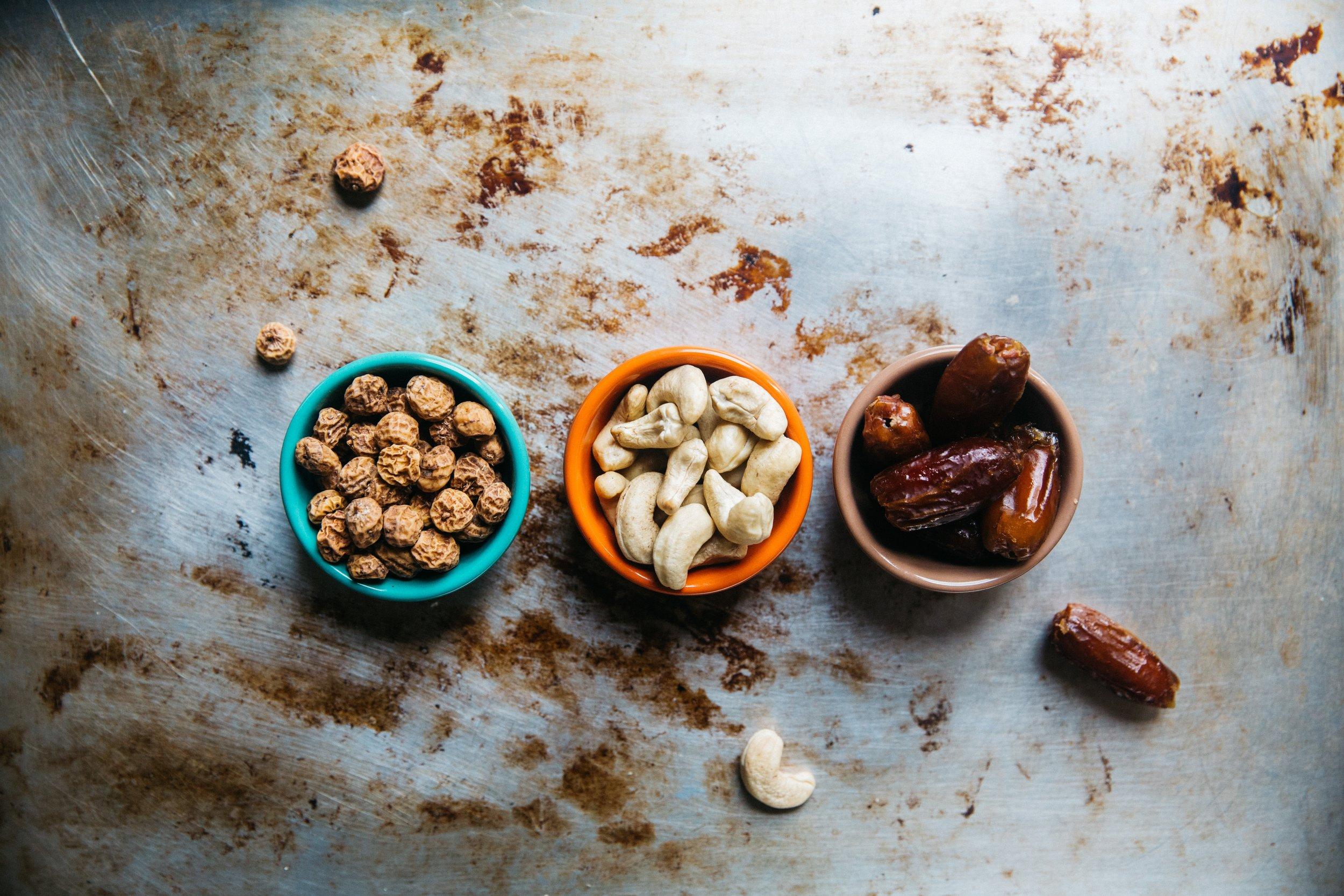 nut smoothie