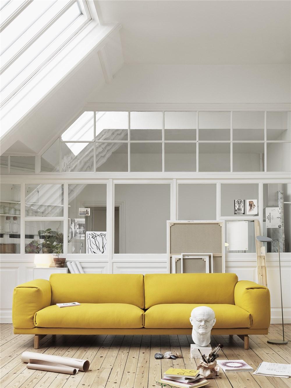 Rest_Yellow_Hallingdal 457_Leaf Floor Lamp_(150).jpg