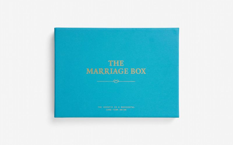 The School of Life - The Marriage Box - £22