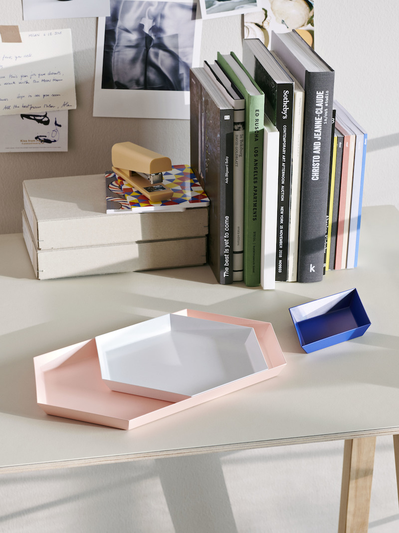 HAY - Kaleido Tray - From £13