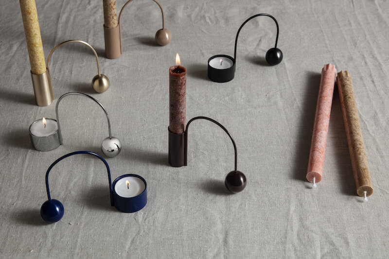 Balance Candle Holder by Ferm living – £29.00