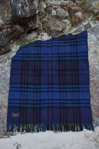 Blanket by Studio Donegal £170