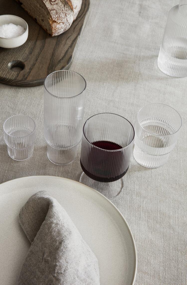 Ripple Wine Glass (Set of 2) £35