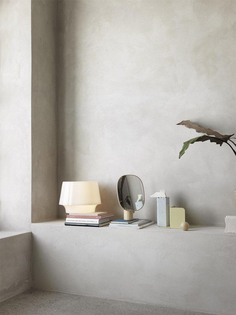 MUUTO - Cosy Lamp Large / White - £269.00