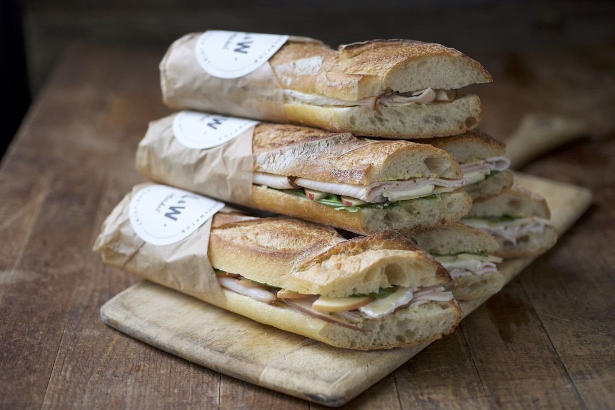 Sandwiches + Salads - Equally perfect for a quick grab and go on the way to work or play, or to stay and hang with us, these sandwiches and salads are made fresh daily.