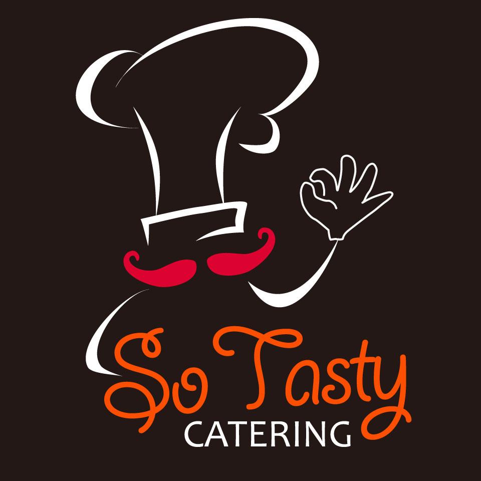 So Tasty Catering Logo