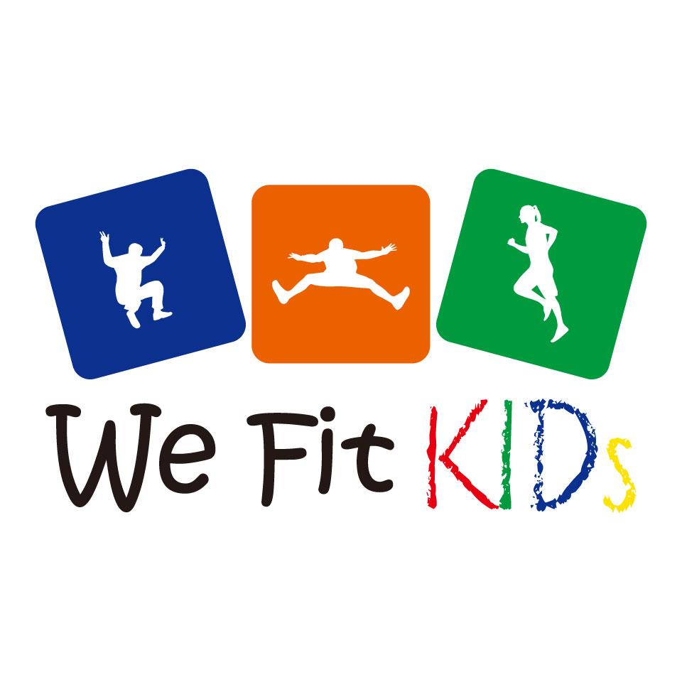 We fit kids Logo
