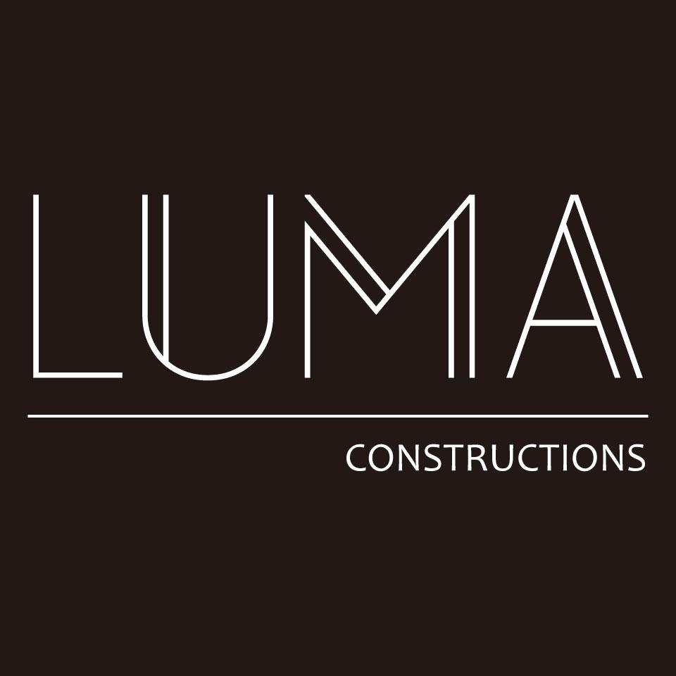 Luma Construction logo