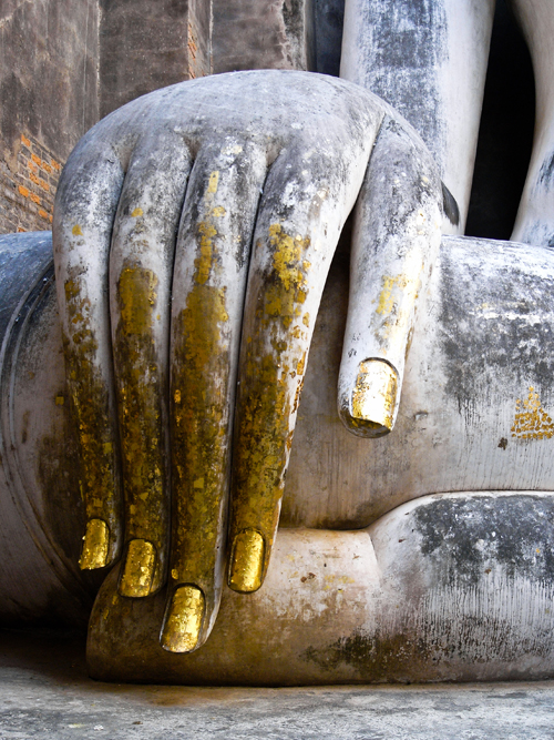 Sukhothai, Thailand. 2013