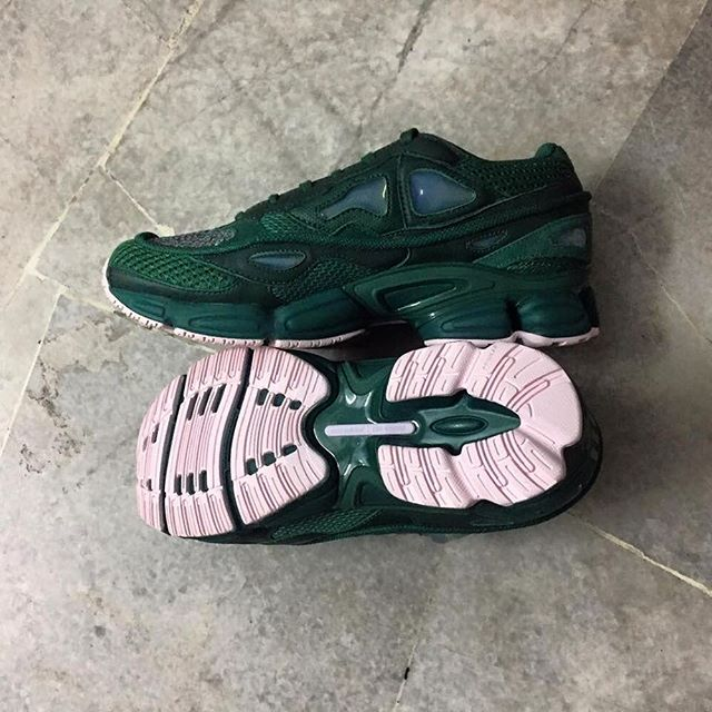 Raf Simons X Adidas Ozweego! Size 42 left,available online and in store www.hombreamsterdam.com