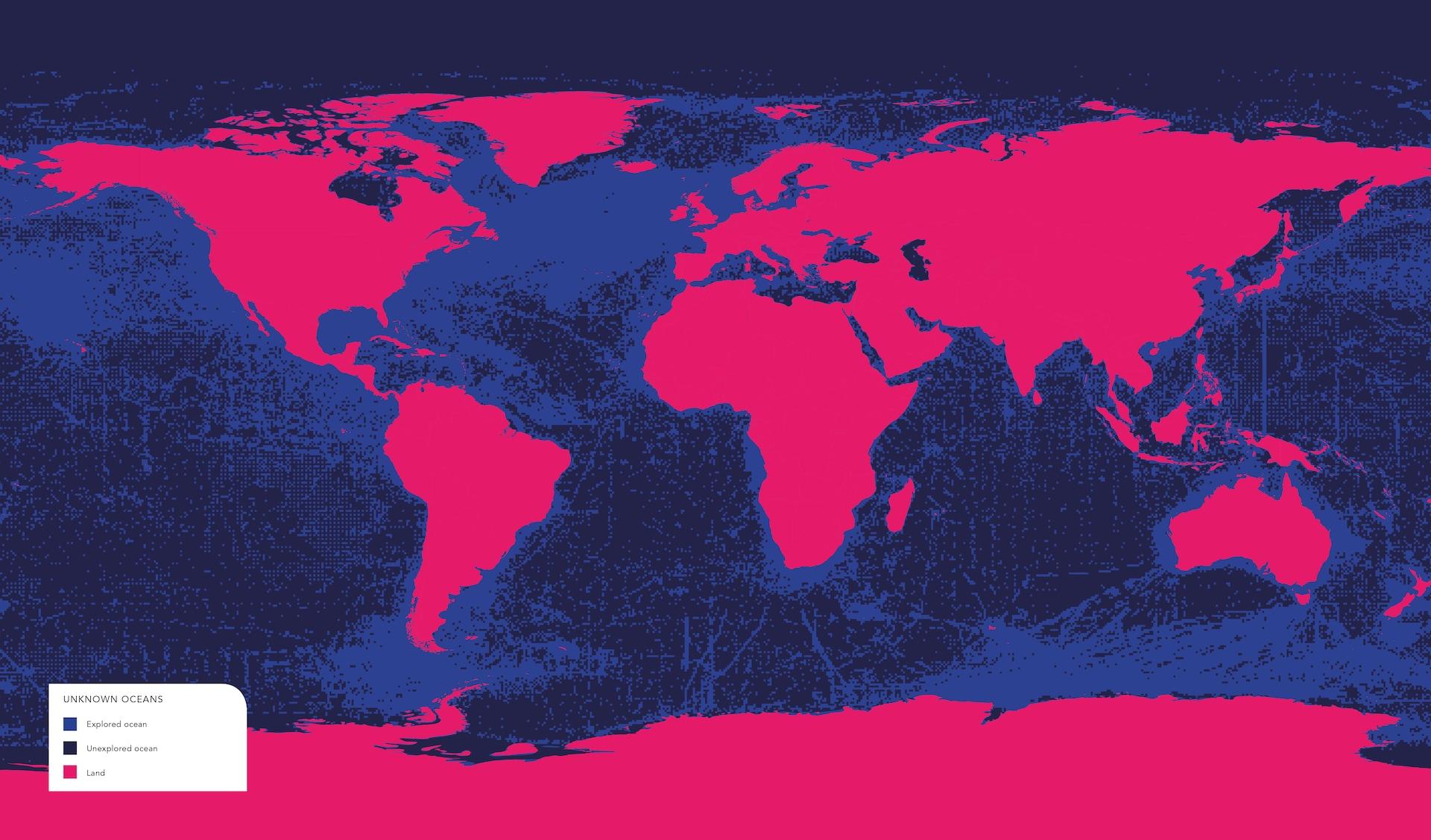 The oceans data deficit.